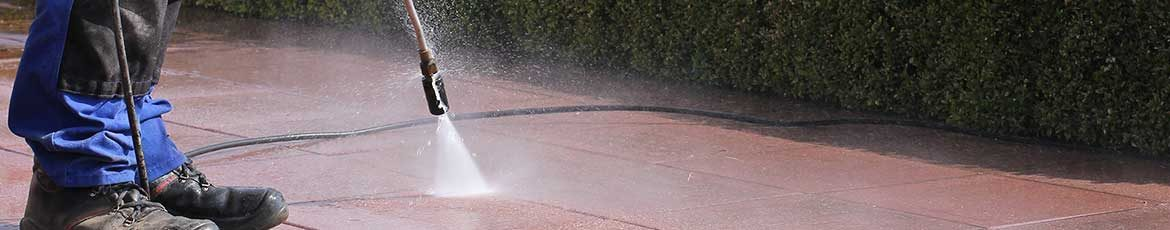Power Washing - Patio / Paths / Driveways